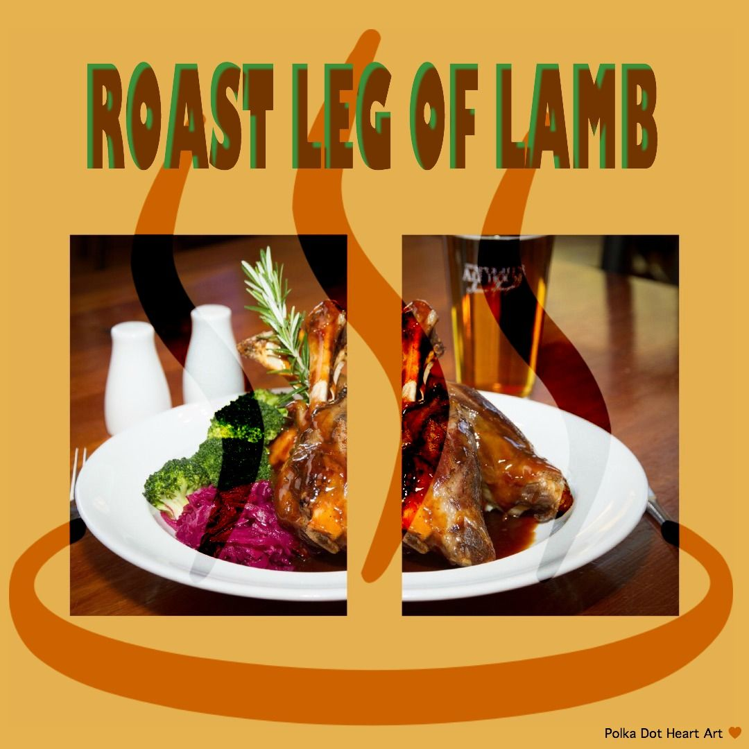 National Roast Leg Of Lamb Day Is Celebrated On May 6th