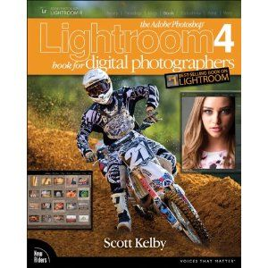 If you're working in Lightroom 4, like I am, this book is a must.