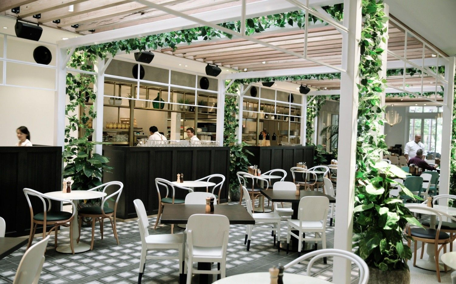 Image Result For Garden Kitchen And Bar Gold Coast Turquoise