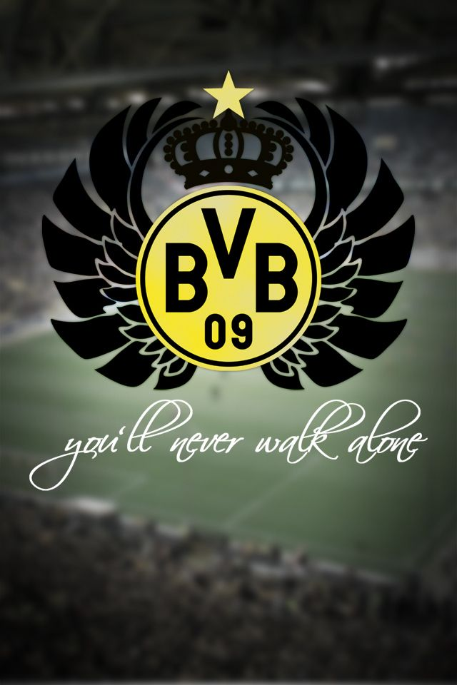 you 39 ll never walk alone bvb google search football pinterest. Black Bedroom Furniture Sets. Home Design Ideas