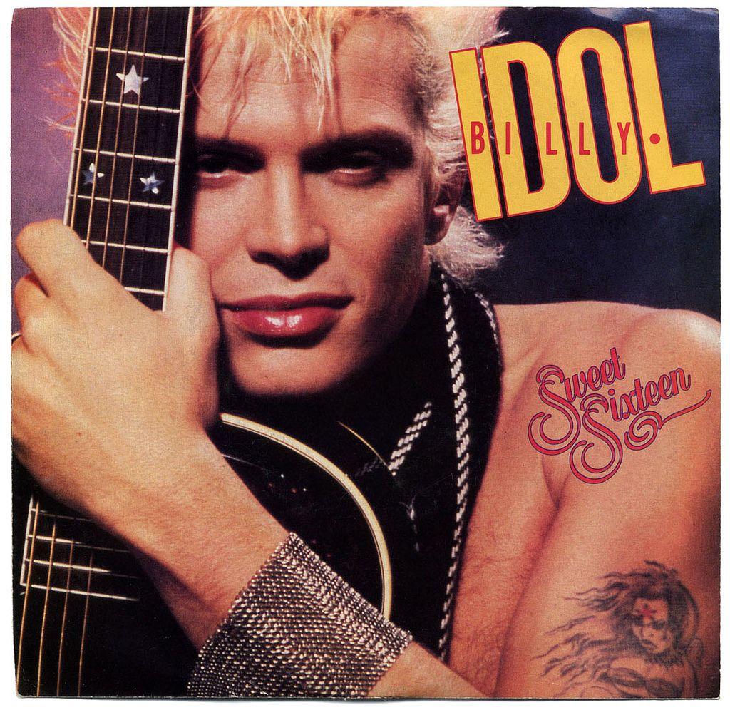 80's billy idol Google Search Billy idol, 80s music