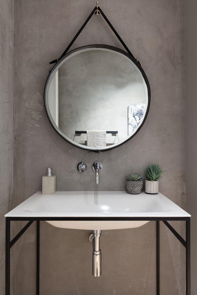 Beton Cire - traumhafte Wandgestaltung für jeden Raum - wandgestaltung im badezimmer