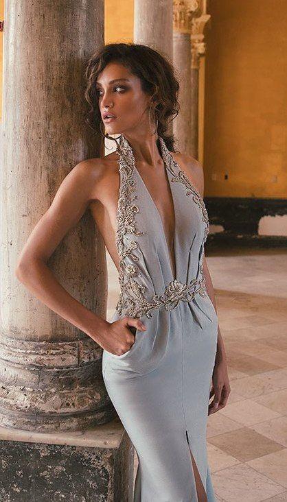 Effortless Romantic Julie Vino 2018 Bridal Couture 'Havane