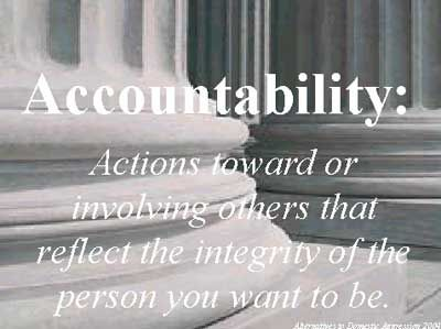 Leonard Robinson Hrcgv1ep58 Accountability Quotes Inspirational Quotes For Entrepreneurs Accounting