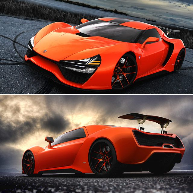 TRION NEMESIS Is The First American Built Hypercar Ever