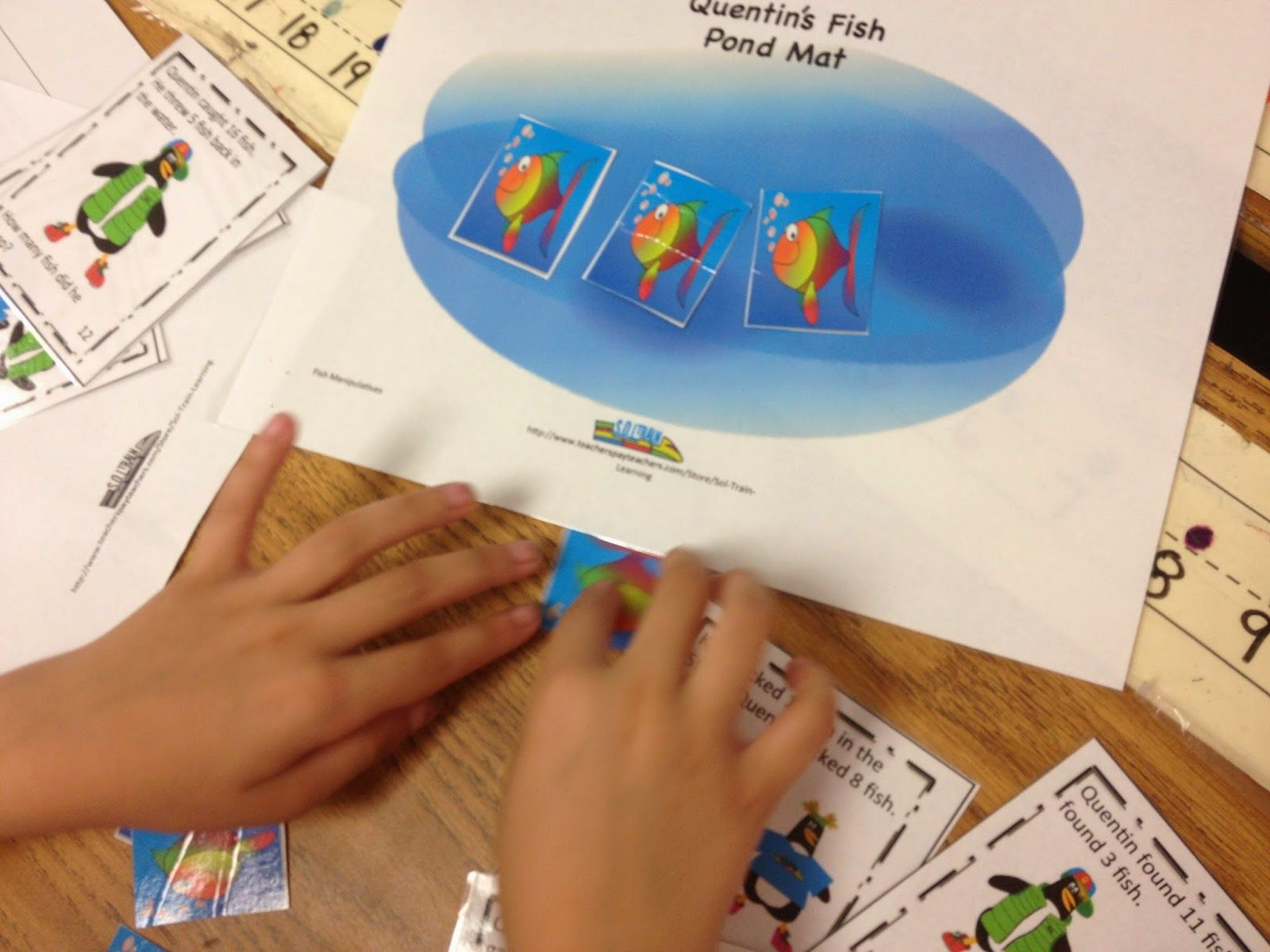 Guest Blogging On Teaching Momster Math Centers And Games