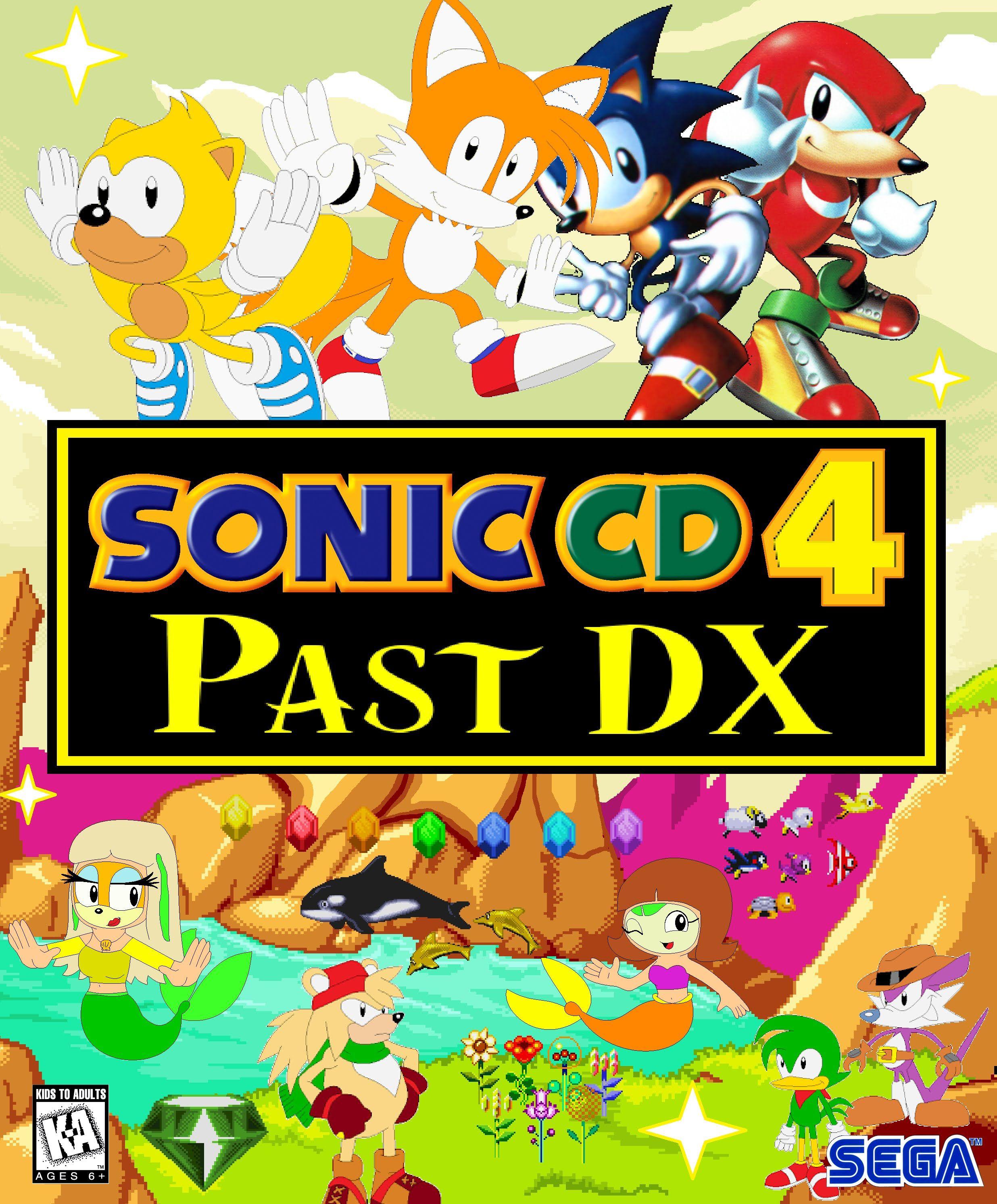 24++ Sonic miis information