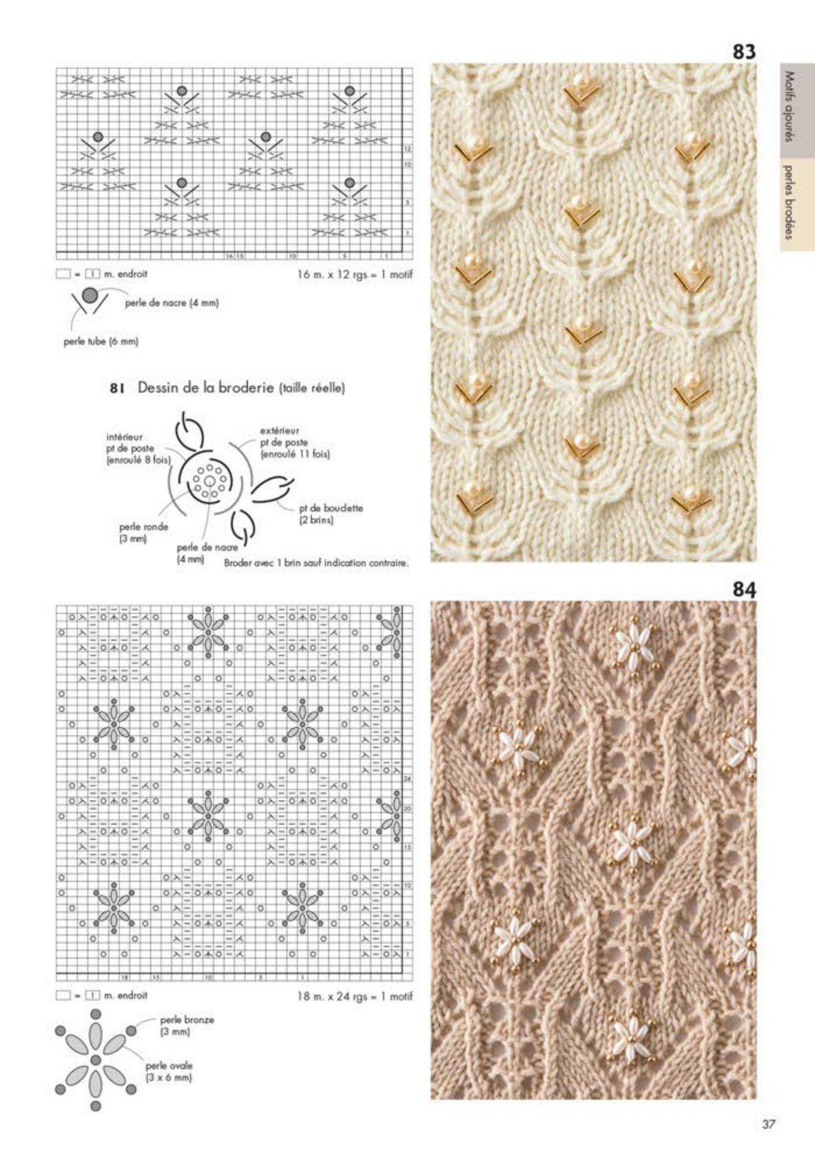 260 Motifs inédits au tricot, Les Editions de Saxe | tricot