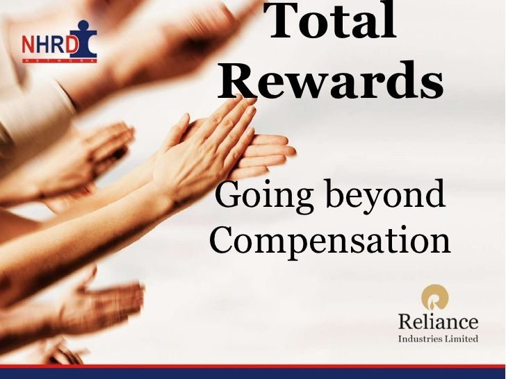 TotalRewardsGoing beyondCompensation