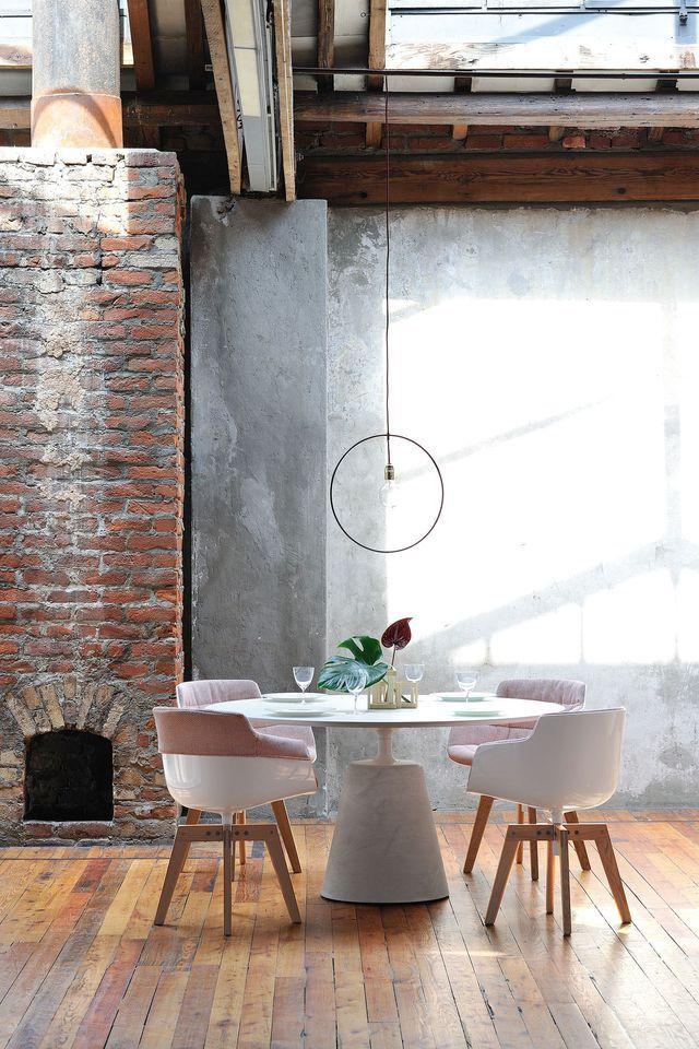 Table salle a manger  un shopping pour choisir la vôtre Tables - table salle a manger loft