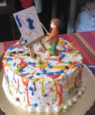 art themed party - Google Search Party Ideas Pinterest ...