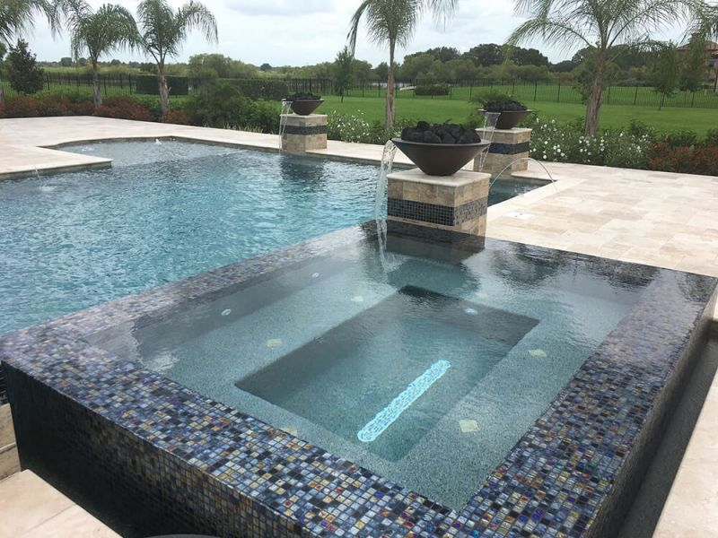 Classic Pool Design Pool Designs Jacuzzi Outdoor Swimming