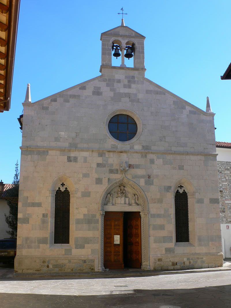 Chiesa di Santa Maria della Fratta, seconda metà del '400