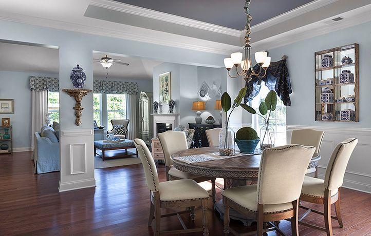 Dream Dining Room Would Your Dream Home Have An Open Dining And Family Room Like