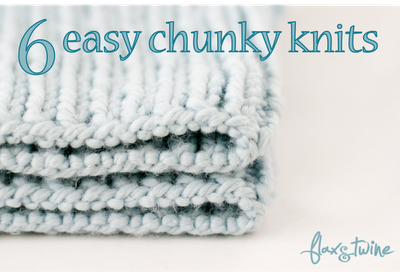 Photo of A Chunky Moebius Cowl – an easy chunky knit free pattern :  6 Easy chunky knits …