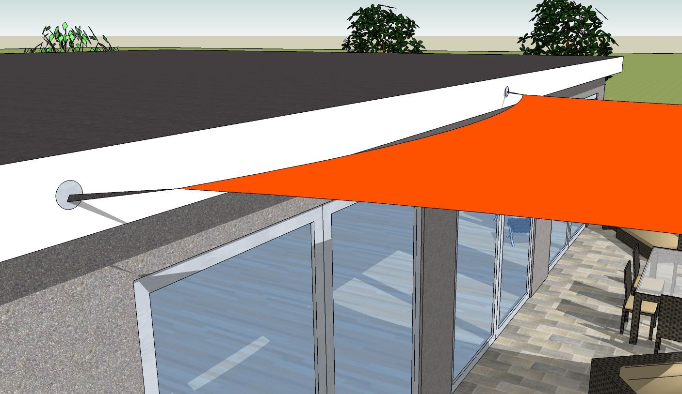 Sun Shade Sail Installation Ideas 9 Diy Tips To Make Your