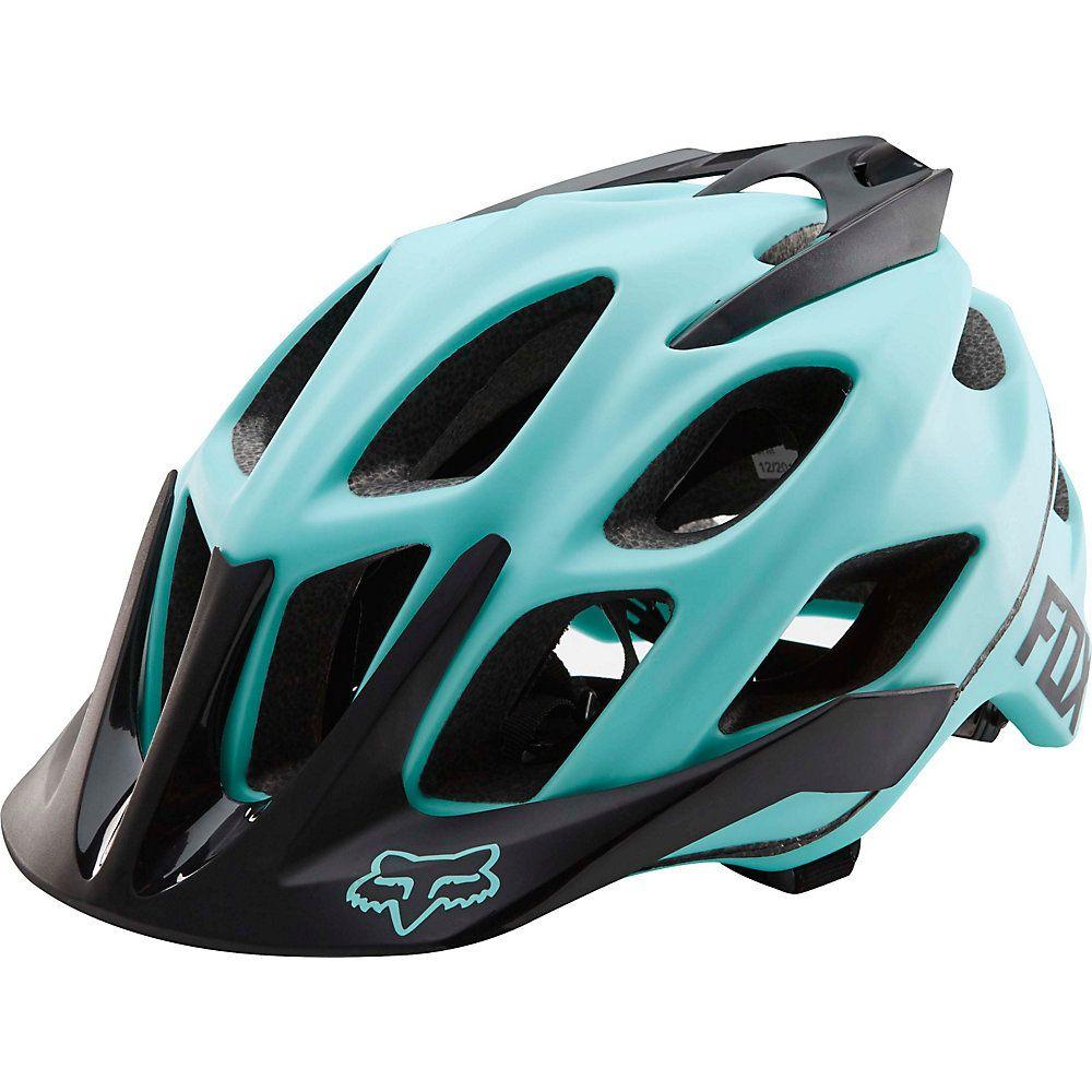 Fox Racing Women S Flux Helmet Mountain Bike Helmets Womens Bike Helmet Bike Helmet