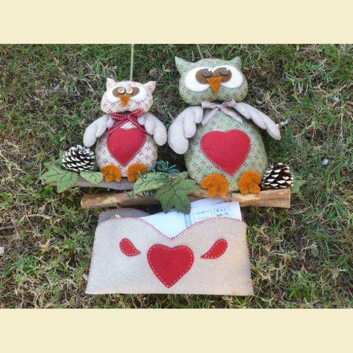 Catalogo prodotti Kit per la casa - Arcobaleno Merceria <3   owl ...