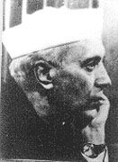 1st Prime Minister [PM] of Independent India. Pt. Jawaharlal Nehru [16 nov 1889- 27 May 1964], Term of Office:15th August1947-27 May 1964. MP. for Phulpur.  belonged to Indian National Congress Party [INC]. He holds the record for continuously being in the office for the longest period  about 17 years, or 6,131 days - to be precise!