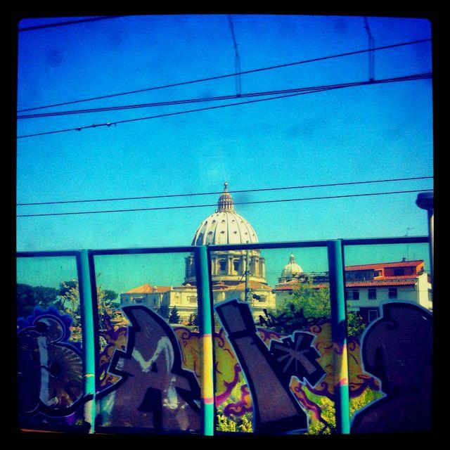 St. Peter città del Vaticano... Street art