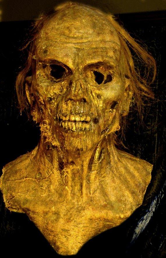 Custom film quality zombie mask horror movie prop by illwilledfx zombie pinterest zombie mask - Masque halloween film ...