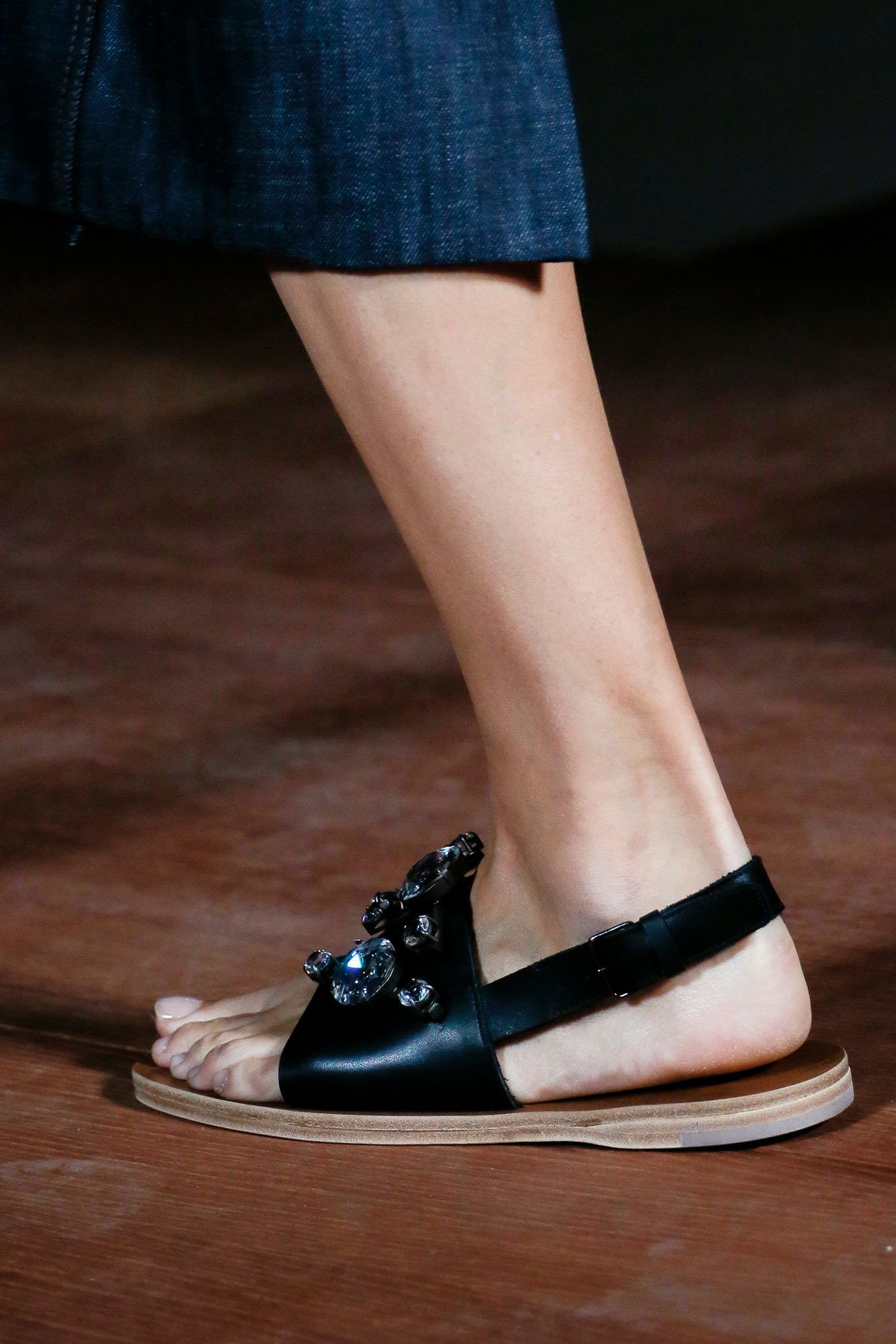 Sandals with Ankle Band Spring/summerMiu Miu ddlXo0gHH