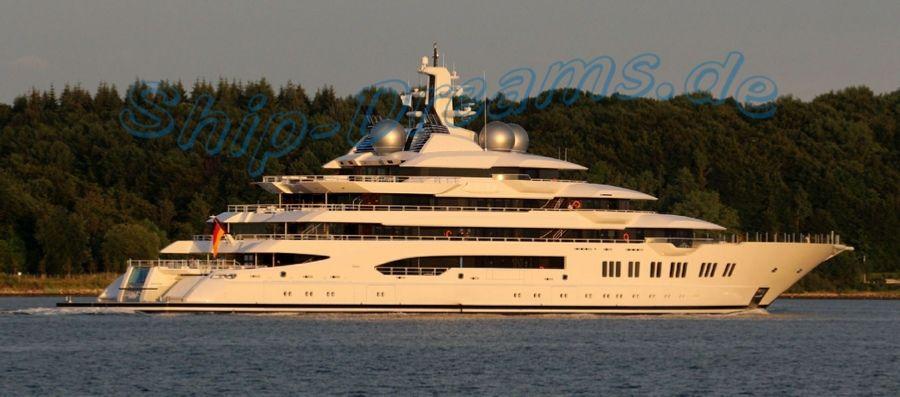 Yacht Amadea Yacht Boat Yacht Boat