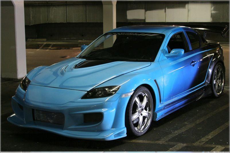 Fast And Furious 3 Full Movie >> Fast Furious 3 Tokyo Drift Veilside Co Ltd