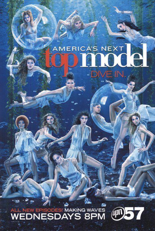 America's Next Top Model 11x17 TV Poster (2003)   America