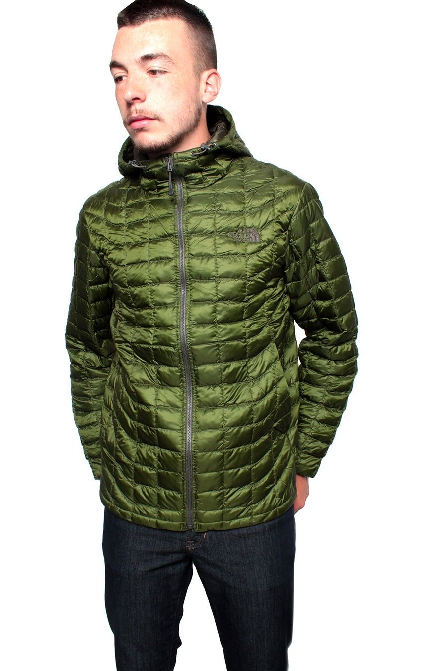 Giacca The North Face Thermoball Scallion Green  9a0bc5684931