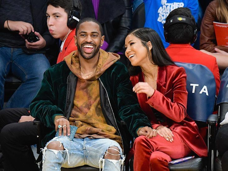 13 Pictures That Prove Big Sean And Jhene Aiko Are Ultimate Couple Goals Big Sean And Jhene Big Sean Jhene Aiko