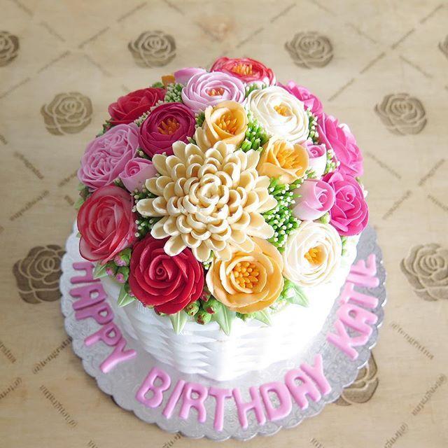 Happy Birthday Katie, Thank You Calvina & Jenifer (With