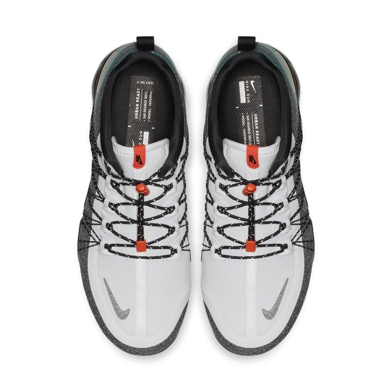 finest selection 456b6 c0359 Nike Air VaporMax Run Utility Mens Shoe - White