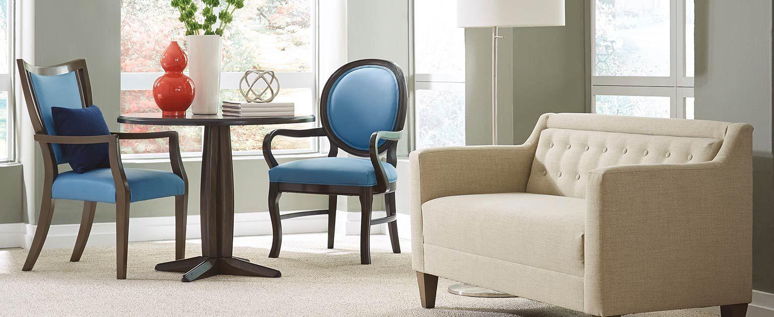 Charmant Senior Living Furniture   Assisted Living Furniture   Flexsteel