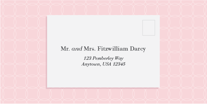 How To Address Wedding Invitations Etiquette