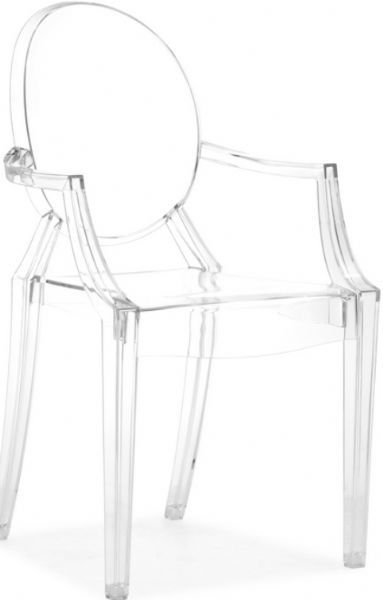 Superbe Zuo Modern 106104 Stackable Acrylic Dining Chairs From The Anime  Collection, Price Per Chair, Sold In Sets Of 2, Contemporary / Modern  Style, ...