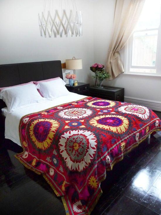 more master bedroom inspiration Rote schlafzimmerideen