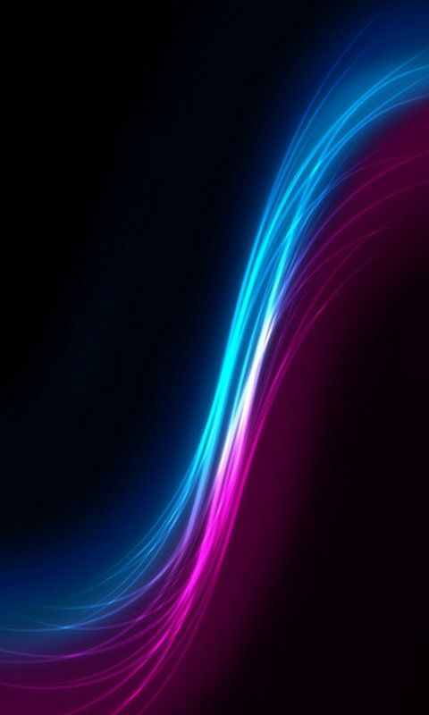 free mobile phone wallpapers themes download 480x800 neon abstract