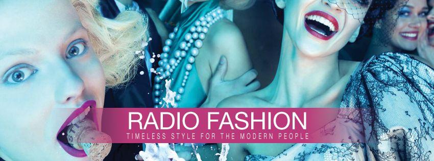 Radio Fashion Magazine il nuovo concept dove raggruppare idee ed eventi del fashion world. Contattaci se vuoi programmare un evento in diretta live, o promuovere il tuo brand sul nostro magazine online.  www.radiofashion.eu