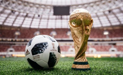 Pics Of Soccer Balls with Adidas Telstar 18 for Russia 2018 World ... d46422348e1d0