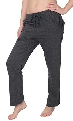 e8832ba3a63 Beverly Rock Womens French Terry Pant Capri Or Long Available In Plus Size  JFTLON1 Charcoal 2X    Want additional info  Click on the image.