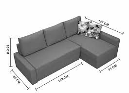 Image Result For Small L Shaped Sofa Bed