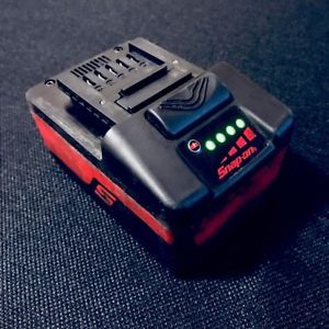 a snap on 18v lithium ion battery cordless ctb8185 li ion