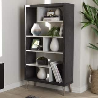 Baxton Studio Bookshelves Bookcases For Less