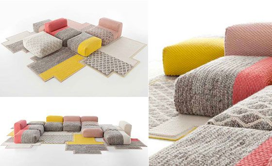 14 Cool and Comfy Floor Cushions and Floor Pillows – DesignSwan.com ...