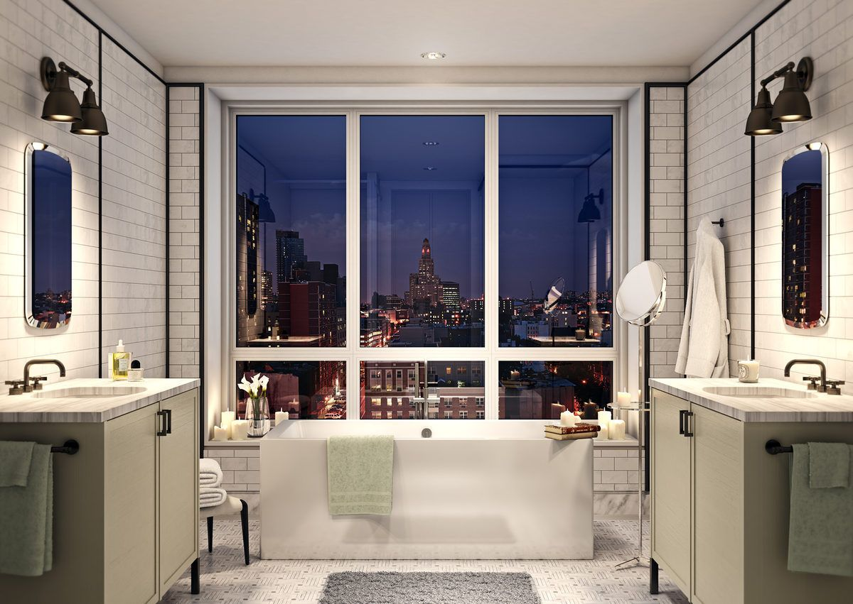 Sales Launch From 800K at Flank's Upscale Brooklyn Condos