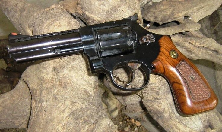 Taurus 38 special revolver ! A super reliable and well built