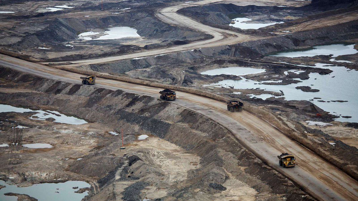 on Oil sands, Climate change, Canadian pipeline