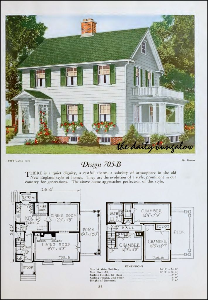 1920 National Plan Service Vintage House Plans Sims House Plans House Layouts