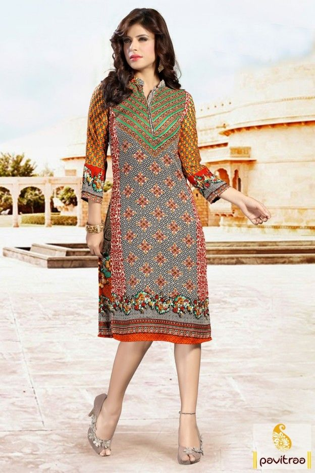 Bring praised full personality with this multi color pure pashmina fabric daily wear kurti tunics with vary reasonable raters. This fashion kurti quit comfortable college wear attire for teenage girl. #Multicolor #purepashmina, #dailywearkurti, #tunics, #kurti, #designerkurtis, #casualkurtis, #Indiankurtis, #kurtisonlineshopping, #fancykurtis, #longkurtis, #tunics, #tunic, #longkurta, #tunictop,   #womentunic, #ladieskurti, #valentinedresses More :  Any Query :  Call / WhatsApp…